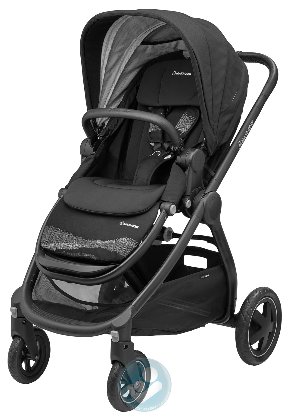 Детская коляска Maxi-Cosi Adorra Frequency Black