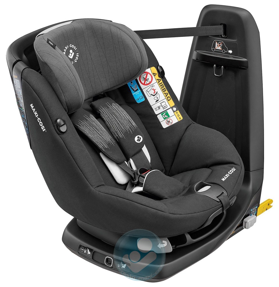 Black Diamond maxi cosi 2WayPearl i-Size Group 1 Car Seat Nomad Black