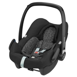 maxi cosi rock black grid