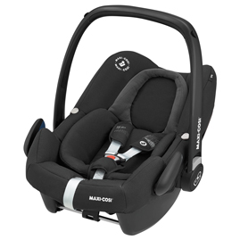 maxi cosi rock frequency black